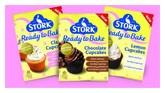 Stork cupcakes S