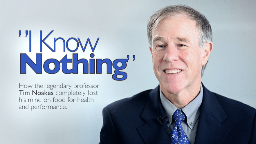Noakes 'energised, wrathful' as HPCSA goes after him again!