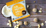 Rolling out the next stage of the protein trend: protein balls