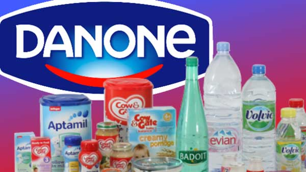 Danone looks to ride healthy food revolution wave