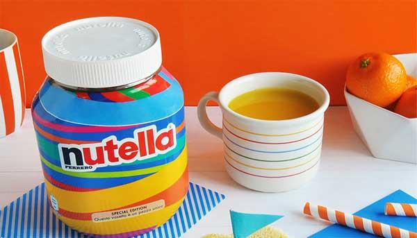 Algorithm-designed Nutella jars cause marketing buzz and buying frenzy