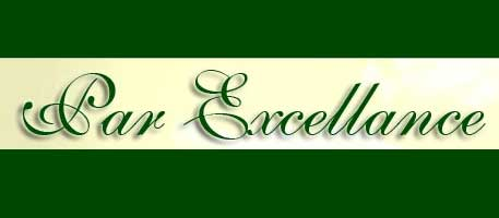 Latest job openings with Par Excellance