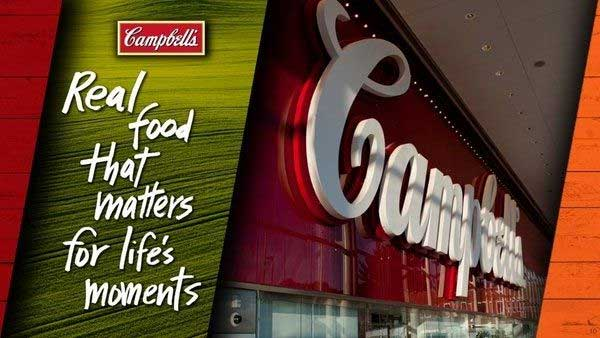 Campbell's dumps the GMA on principle differences