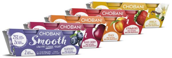 US: Chobani jumps into traditional yogurt market