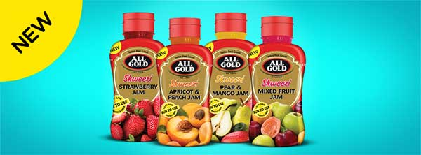 Jammy innovation from All Gold