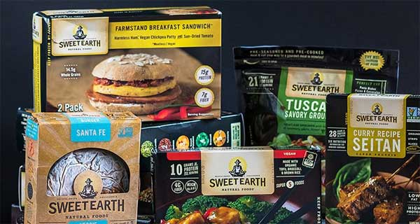 Sweet Earth products