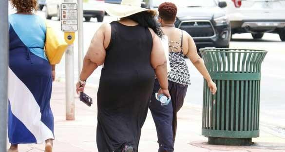 Fat women in SA