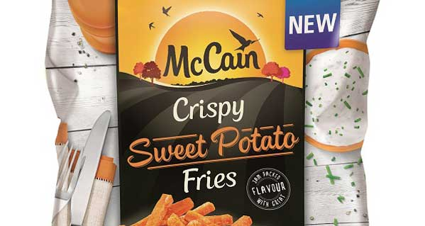 McCain introduces new limited-edition Spicy Wedges – Give-away offer!