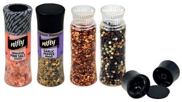 Eco spice grinder