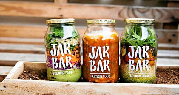 Cape Town's new healthy and delicious food service – delivered in a jar