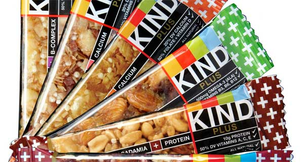 Mars invests in Kind, sizzling US maker of healthy snack bars