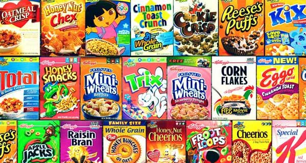 The long slow decline of breakfast cereal
