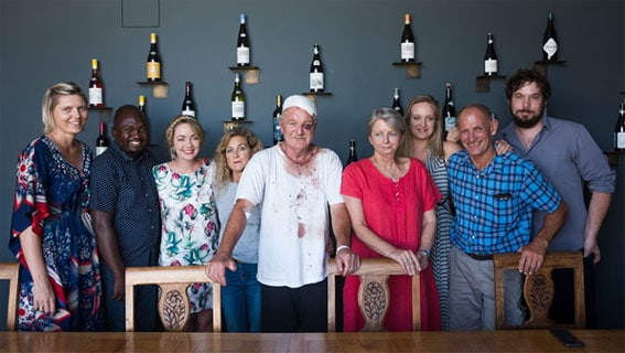 Beaten-up wine and cheesemaker inspires SA with indomitable spirit