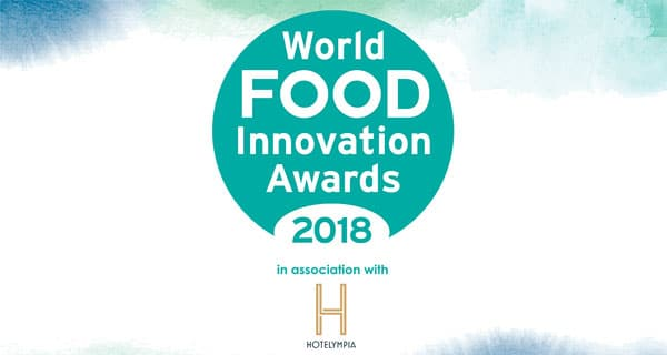 World Food Innovation Awards 2018 – all finalists and winners