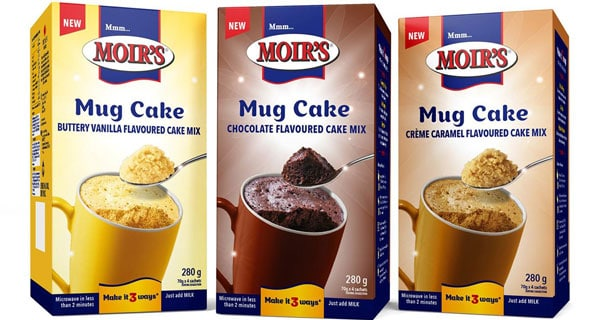 Moir S New Cake In A Mug Foodstuff Sa