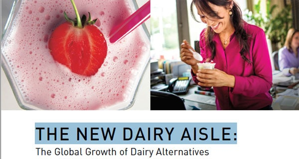 Milking it: Dairy alternatives present new opportunities for manufacturers