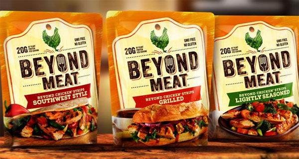 Beyond Meat products coming to SA shelves