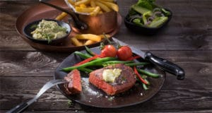 Fully plant-based steak to debut in Europe/UK