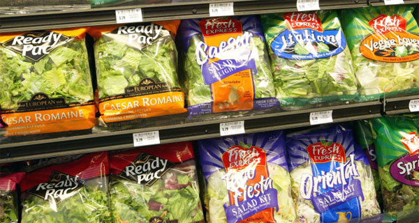 How salad became a major source of food poisoning in the US
