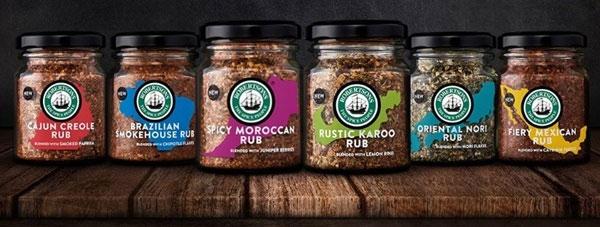 New artisanal Robertsons Rubs