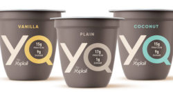YQ yogurt - smart thinking from Yoplait