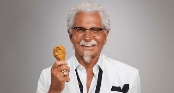 KFC is experimenting with vegetarian fried chicken