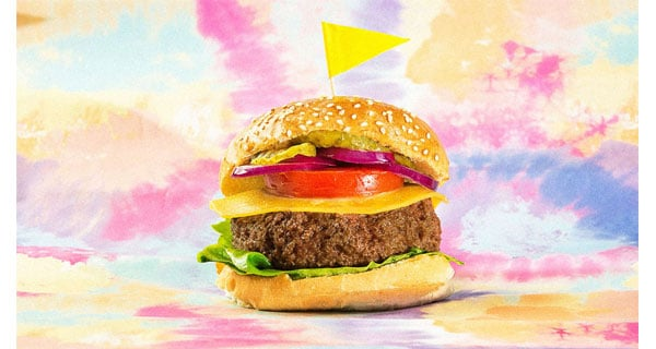 Scaling up the first lab-grown burger