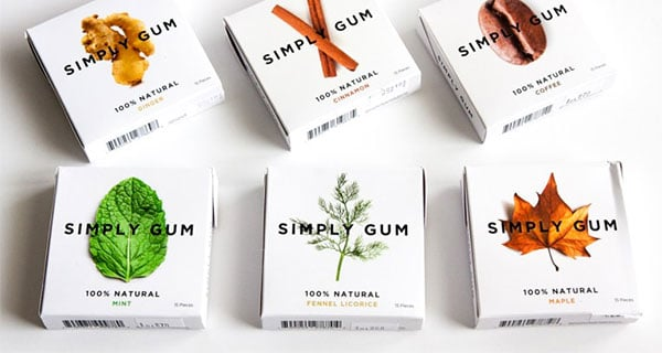 UK: Iceland is selling plastic-free chewing gum