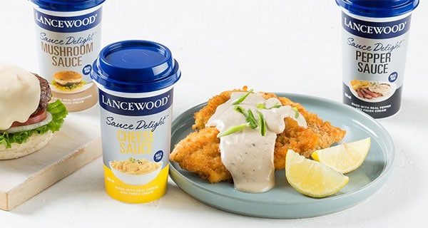 Saucy innovation from Lancewood