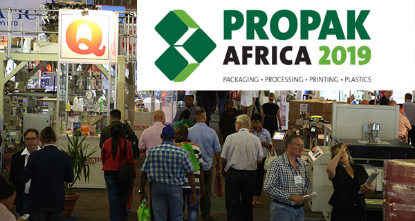 The future of all things packaging at Propak Africa 2019