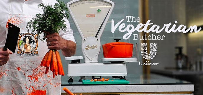 Unilever buys meat-free food company The Vegetarian Butcher