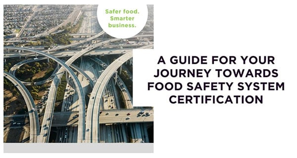 Entecom launches the latest eBook in its food safety certification series
