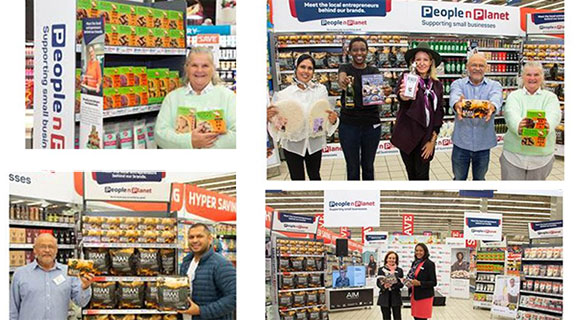 Pick n Pay launches dedicated space in-store to showcase its local small suppliers