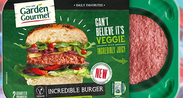Nestlé joins race against Burger King to serve meatless patties