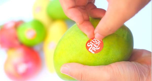 "StixFresh ""magic sticker"" will keep fruits fresh for longer"