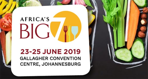 The future of food, at Africa's Big 7 expo