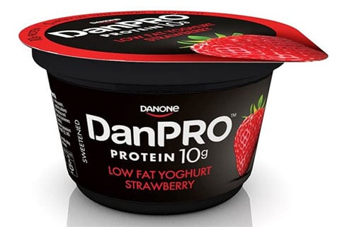 Danone brings protein-powered yoghurt to SA