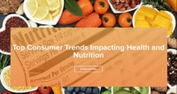 Euromonitor: Top 5 consumer trends impacting health and nutrition