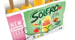 UK: Unilever trials 'first ever' wrapper-less ice cream multipack