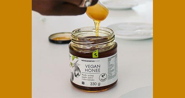 Vegan honey now on Woolies' shelves