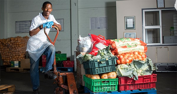 FoodForward SA achieves global recognition for its food security efforts