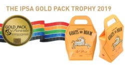Gold Pack Awards 2019 - all the food winners