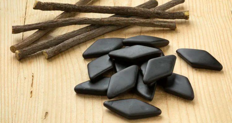 Black liquorice