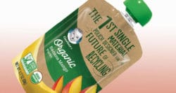 First baby food packaging designed for the future of recycling