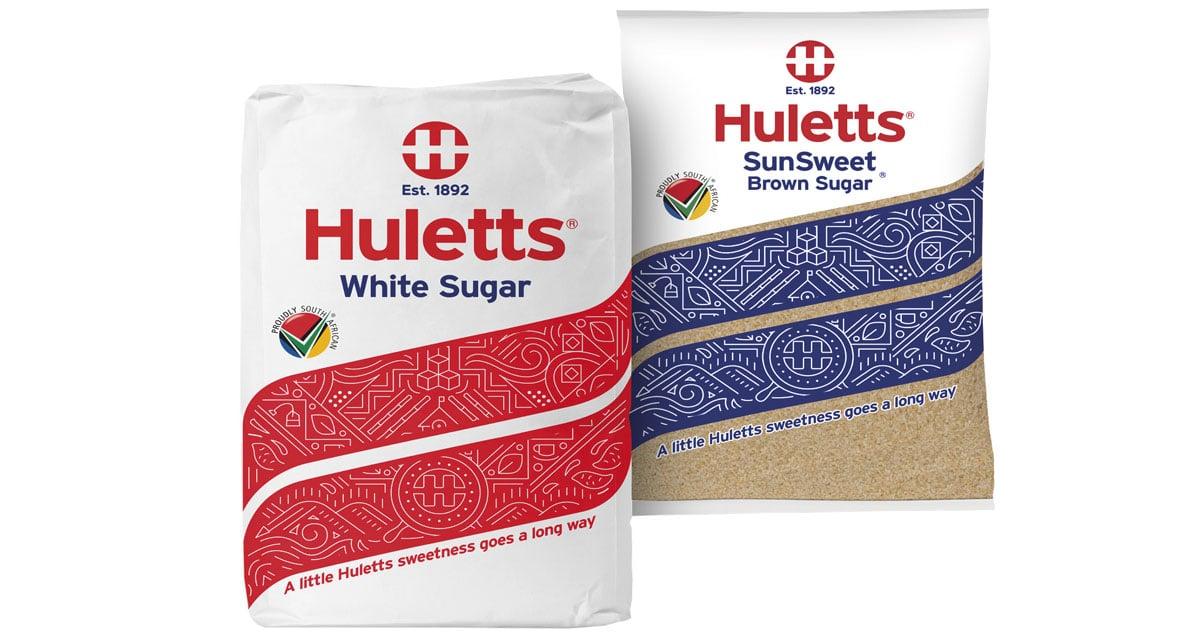 Huletts' sugar new pack