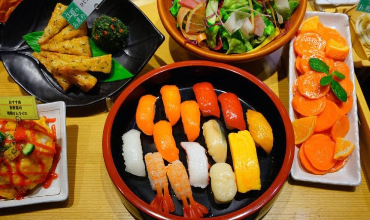 Japanese sampuru