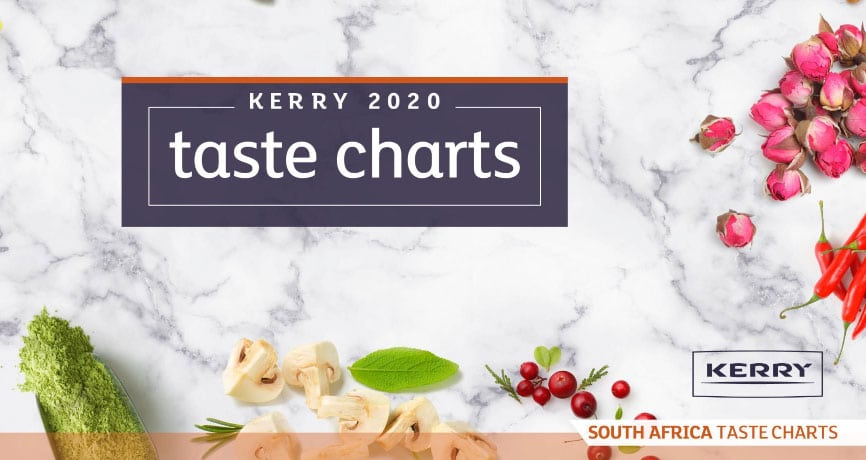 Taste Charts South Africa