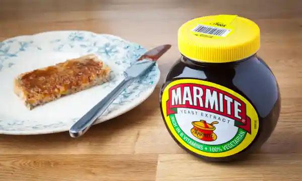 Marmite shortage