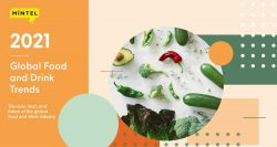 Mintel's global food and drinks trends for 2021