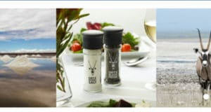 Bringing Oryx Kalahari salt to SA's tables